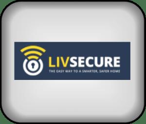 Top Alarm Companies - LivSecure - Logo