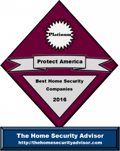 Best Home Security Companies 2016 - Protect America